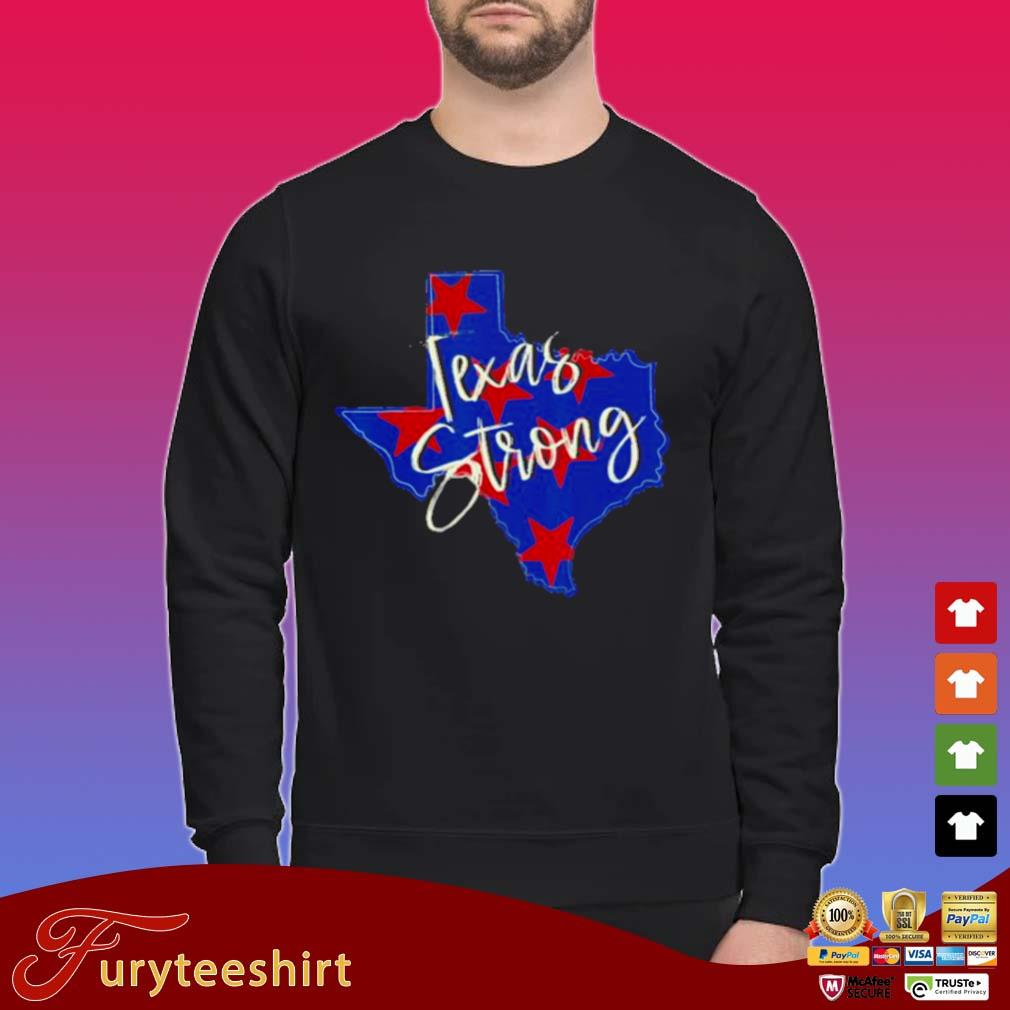 Texas Strong American Covid Shirt Sweater