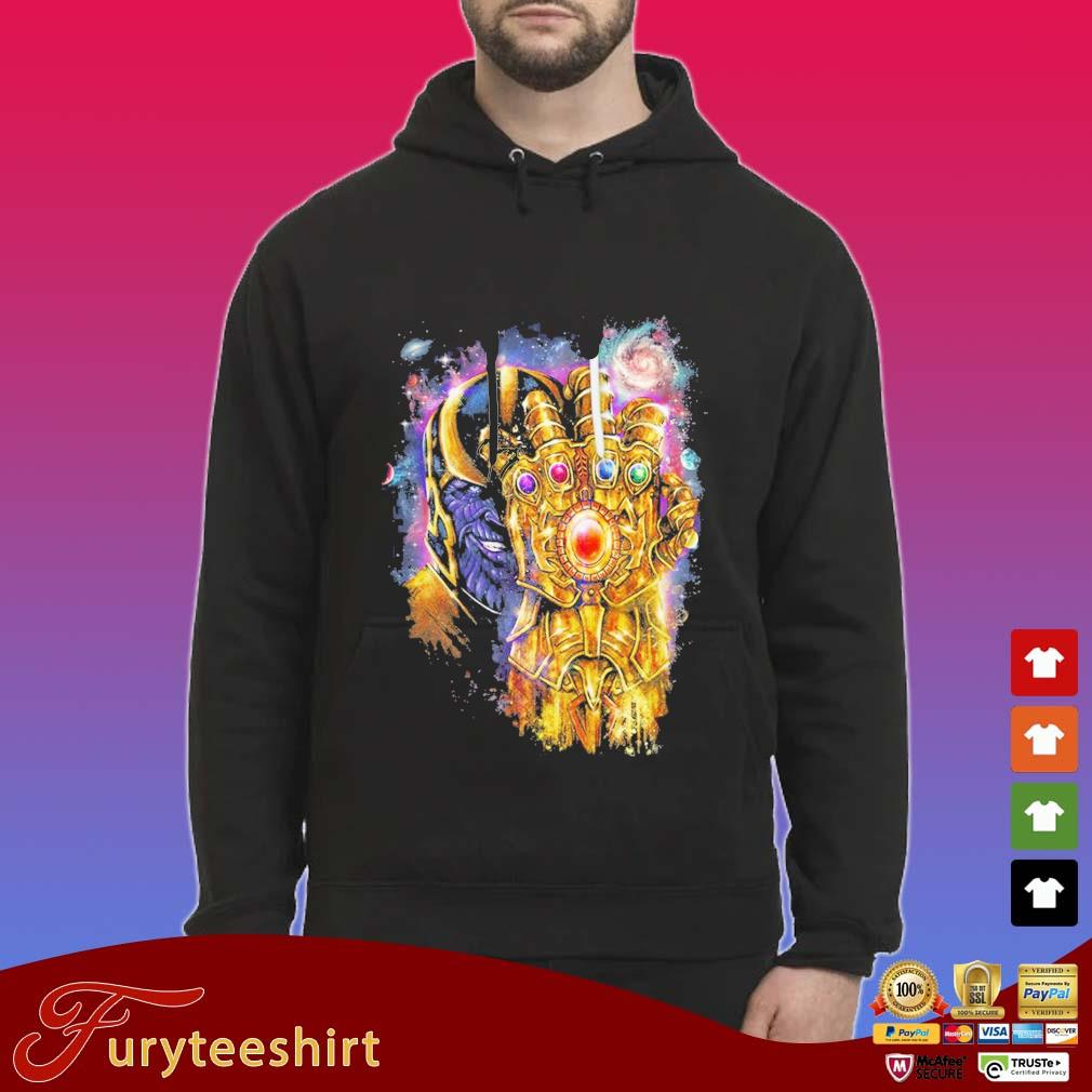 Thanos Infinite Power Shirt Hoodie