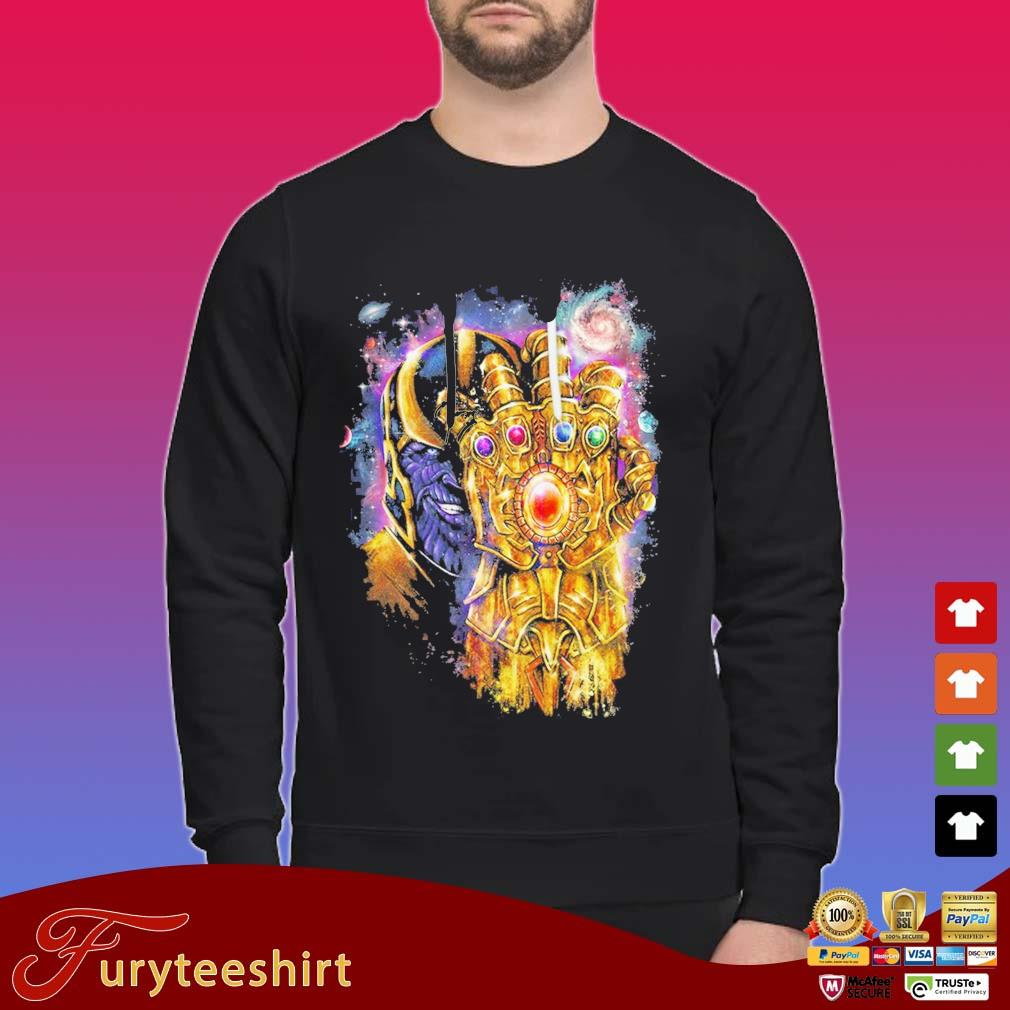 Thanos Infinite Power Shirt Sweater