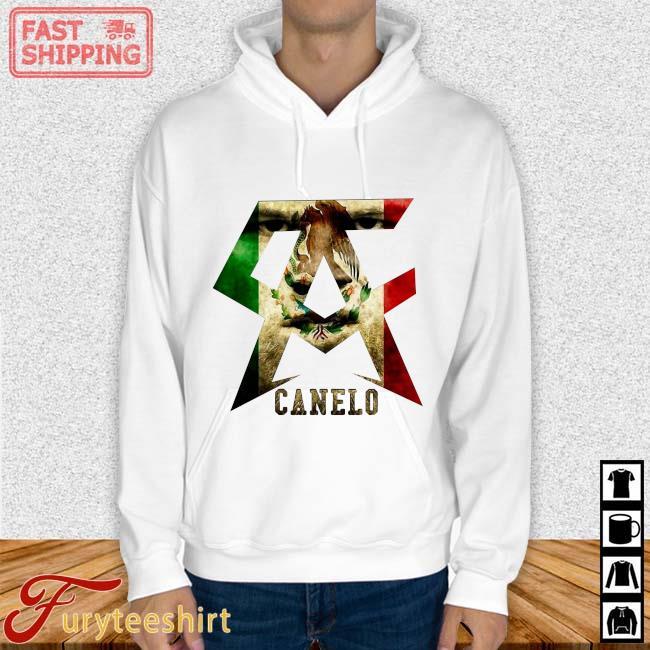 Canelo Alvarez s Hoodie trang