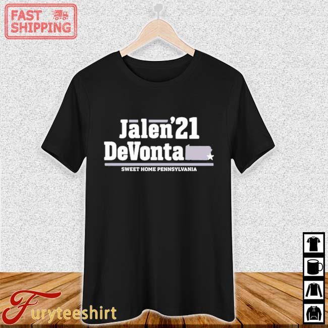 Jalen '21 Devonta Sweet Home Pennsylvania Shirt